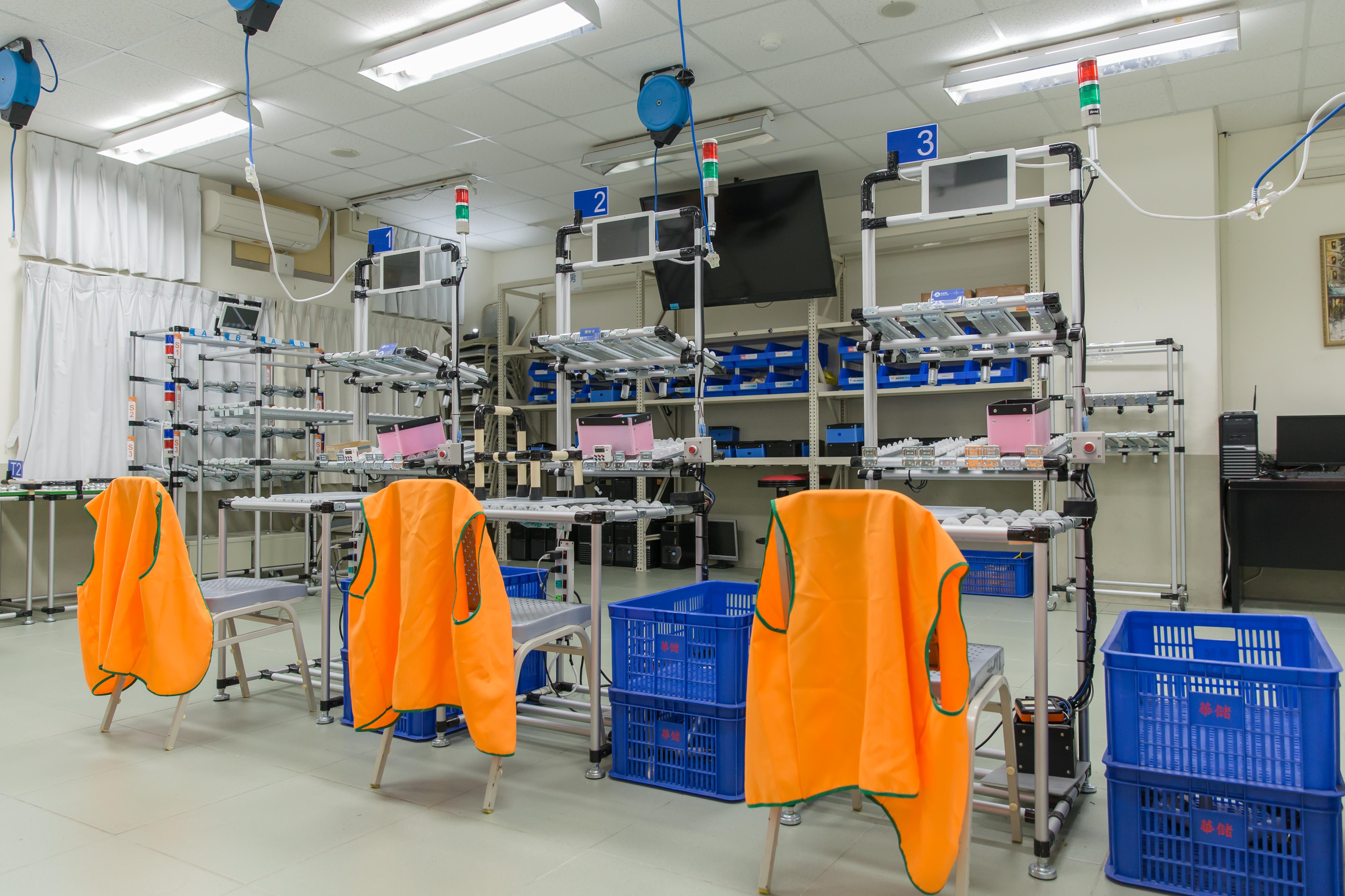 品管與精密量測實驗室