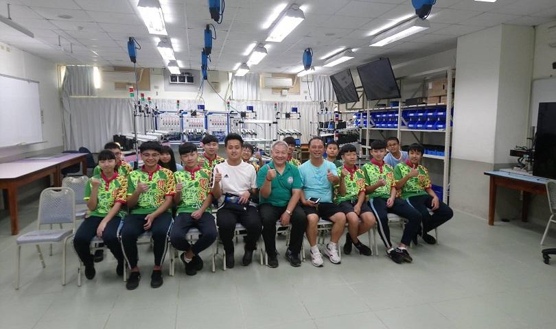 雙溪高中國中部舞龍隊參訪-1